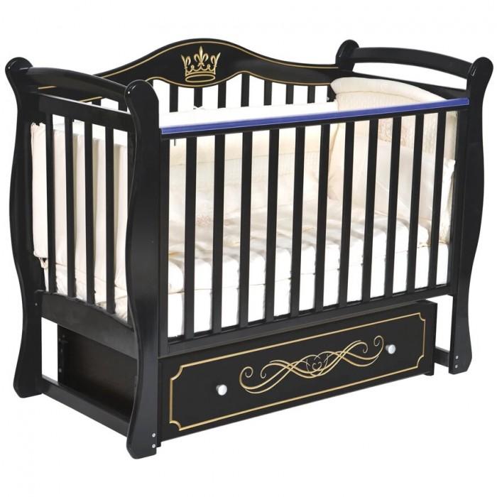 Детская кроватка Антел Julia 111 маятник универсальный фото