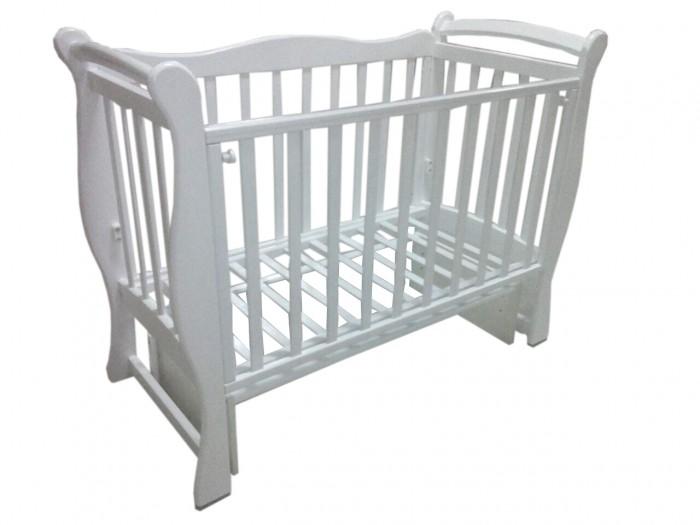 Детские кроватки Антел Северянка 1/3 маятник поперечный