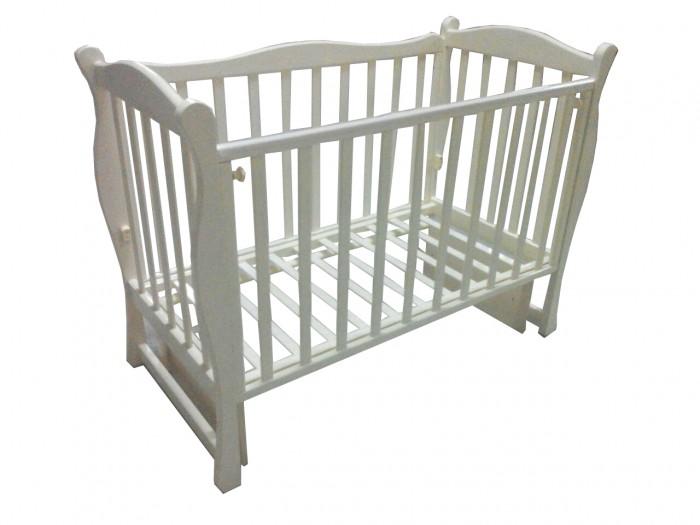 Детские кроватки Антел Северянка 2/3 маятник поперечный