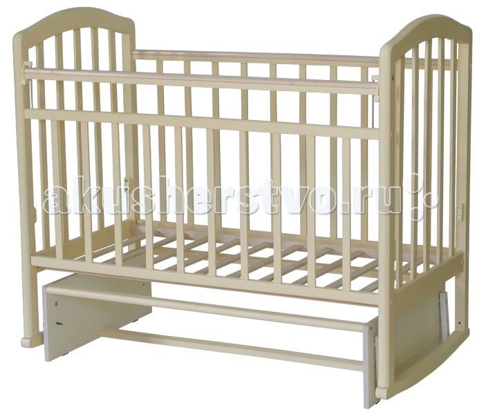 Детские кроватки Антел Алита 3 маятник поперечный обычная кроватка антел алита 2 орех