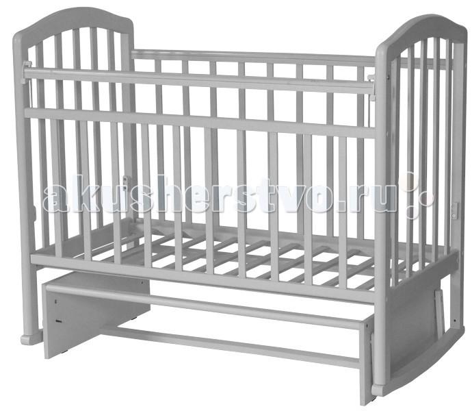Купить Детские кроватки, Детская кроватка Антел Алита 3 маятник поперечный