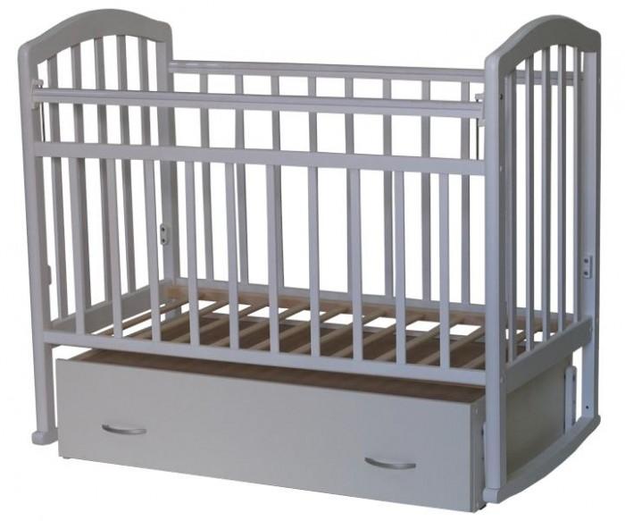Купить Детские кроватки, Детская кроватка Антел Алита 4 маятник поперечный