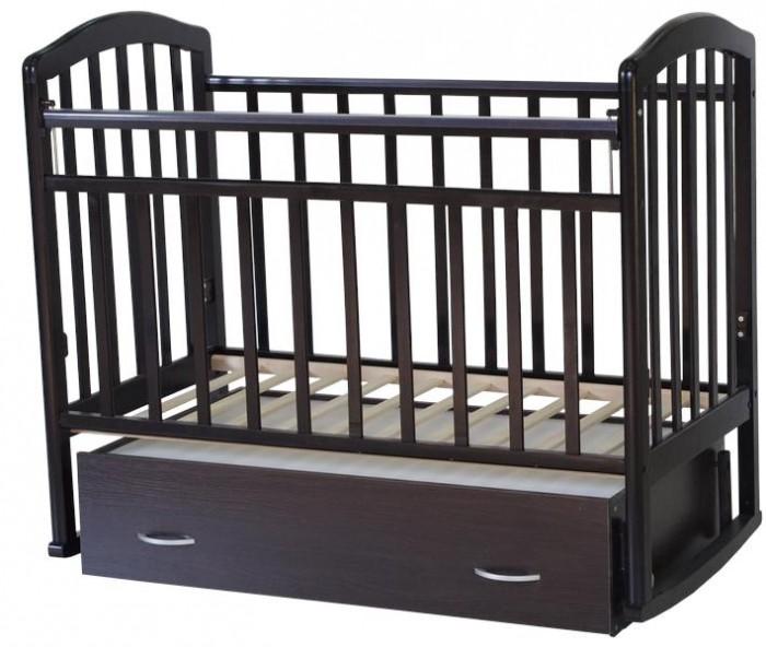 Детские кроватки Антел Алита 4 маятник поперечный
