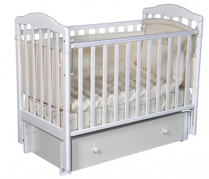 Детские кроватки Антел Алита 6 маятник продольный детские кроватки антел каролина 5 маятник продольный