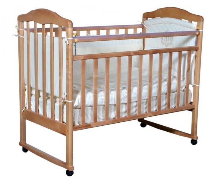 Детские кроватки Антел Алита 2 качалка обычная кроватка антел алита 2 орех