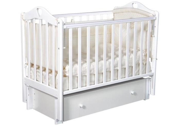 Детские кроватки Антел Каролина 6 маятник продольный детские кроватки антел каролина 5 маятник продольный