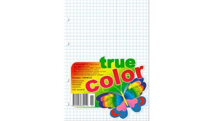 Тетради Апплика Блок сменный клетка А4 (100 листов)