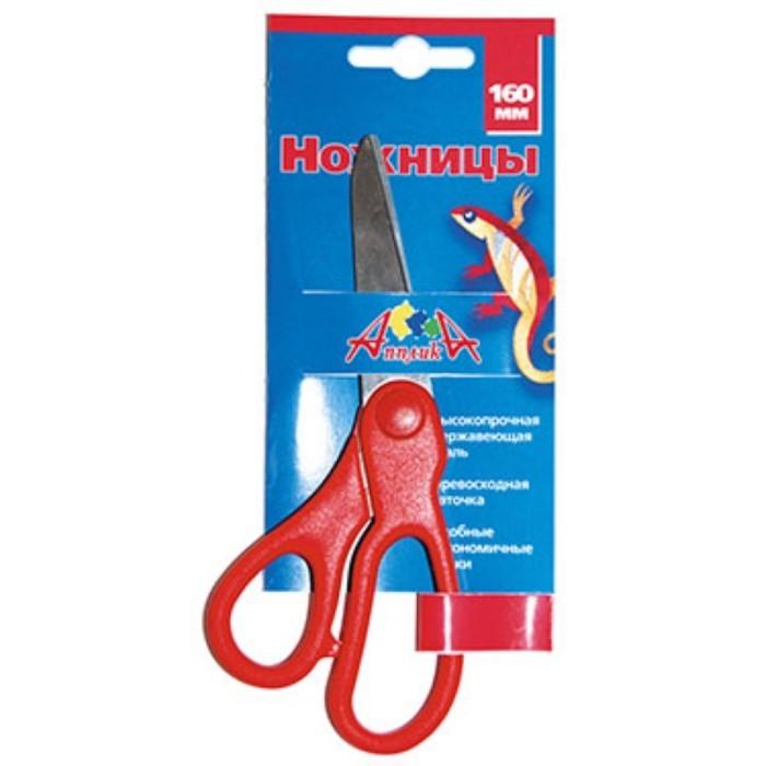 Канцелярия Апплика Ножницы 160 мм канцелярия attache ножницы economy с пластиковыми ручками 160 мм