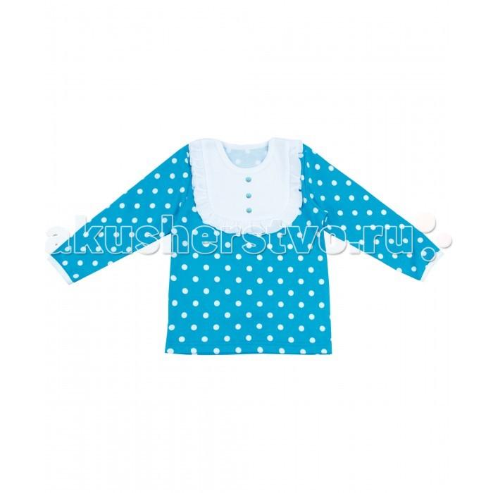 Джемперы, свитера, пуловеры Апрель Джемпер для девочки ДДД851067н Зефир зефир для костра