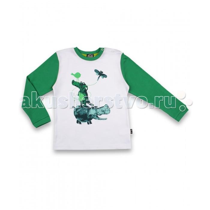 Джемперы, свитера, пуловеры Апрель Джемпер для мальчика ЮДД051067 Крокодилы джемпер апрель джемпер