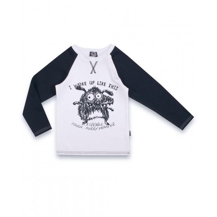 Джемперы, свитера, пуловеры Апрель Джемпер для мальчика ЮДД419067 Монстрики апрель толстовка для мальчика апрель