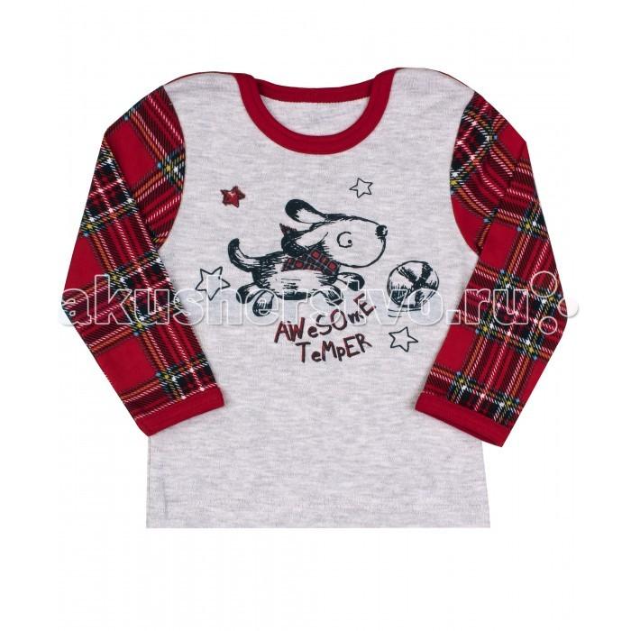 Джемперы, свитера, пуловеры Апрель Джемпер для мальчика ЮДД750067 Звездный путь джемперы cudgi джемпер