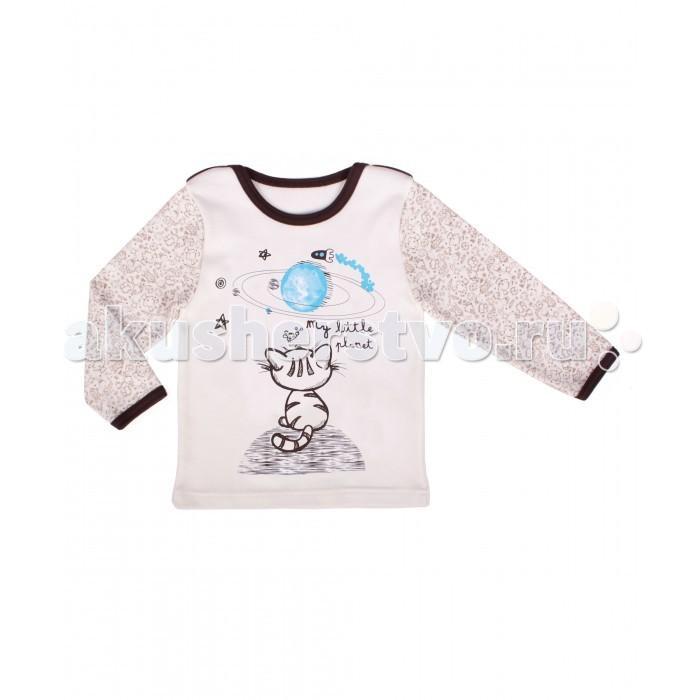Джемперы, свитера, пуловеры Апрель Джемпер для мальчика ЮДД750067н Юные астронавты апрель толстовка для мальчика апрель