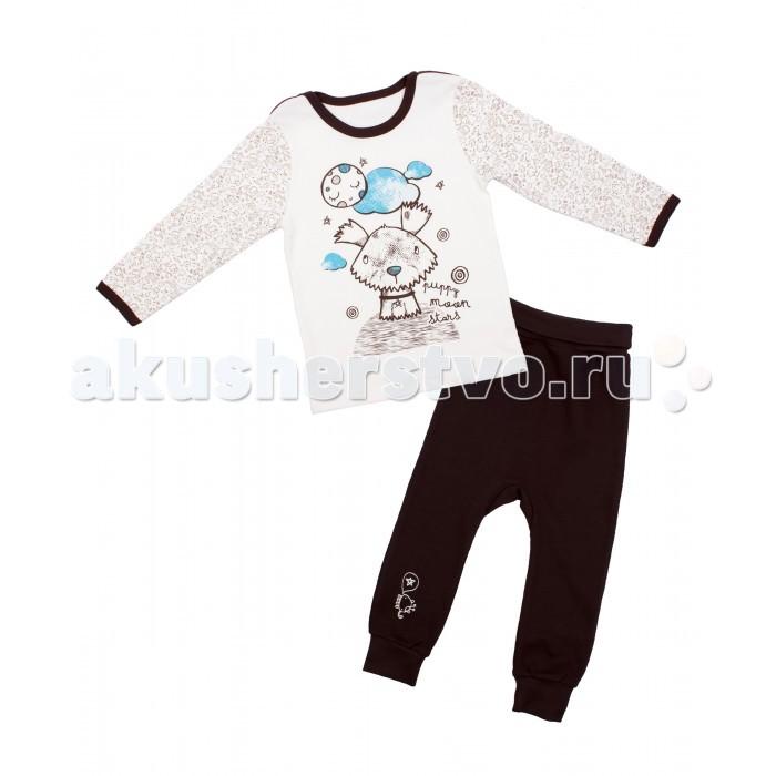 Комплекты детской одежды Апрель Комплект для мальчика ЯН2765067н Юные астронавты