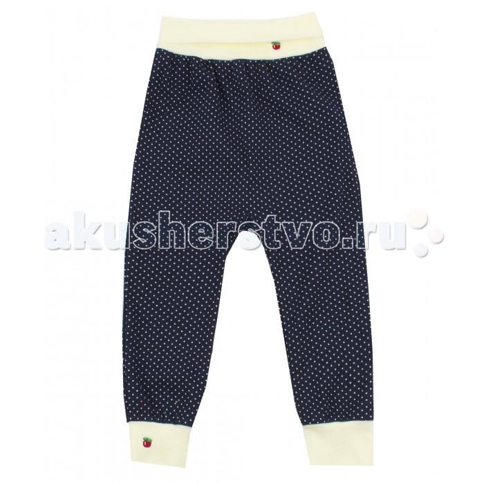 Брюки, джинсы и штанишки Апрель Штанишки для девочки ЯПК061067н Яблочко