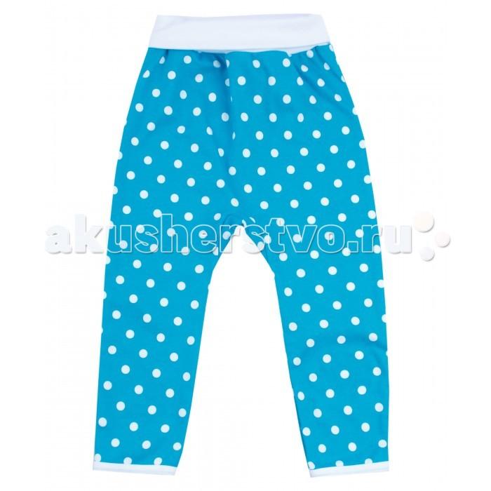 Брюки, джинсы и штанишки Апрель Штанишки для девочки ЯПК062067н Зефир