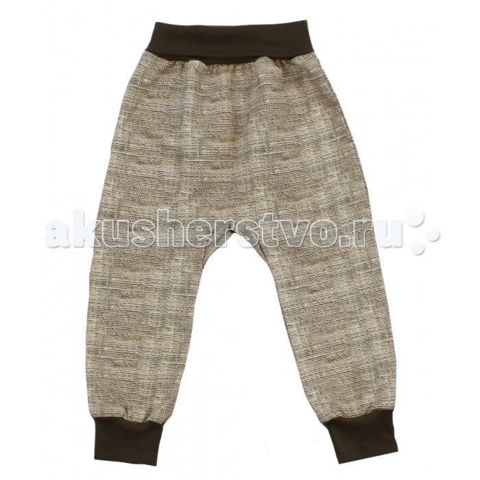 Брюки, джинсы и штанишки Апрель Штанишки для мальчика ЯПК061258н Помпоны