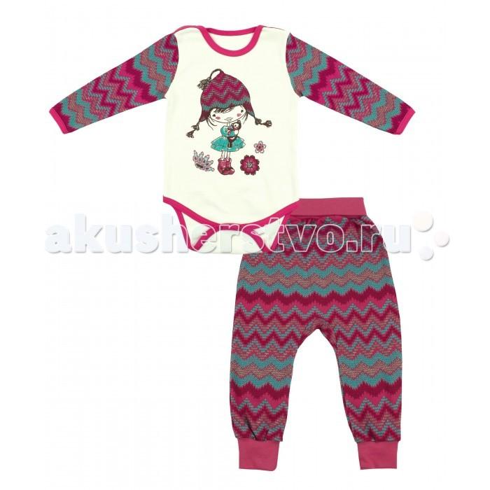 Комплекты детской одежды Апрель Комплект (боди и штанишки) Кочевница апрель комплект одежды