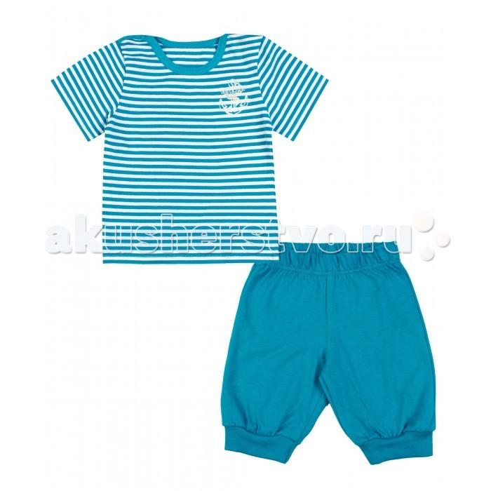 Комплекты детской одежды Апрель Комплект (футболка, шорты) Юнга апрель комплект одежды