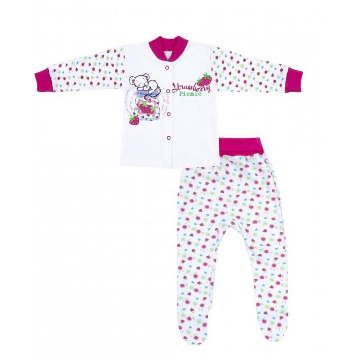 Комплекты детской одежды Апрель Комплект (кофточка и ползунки) Мышата и сладости апрель комплект одежды