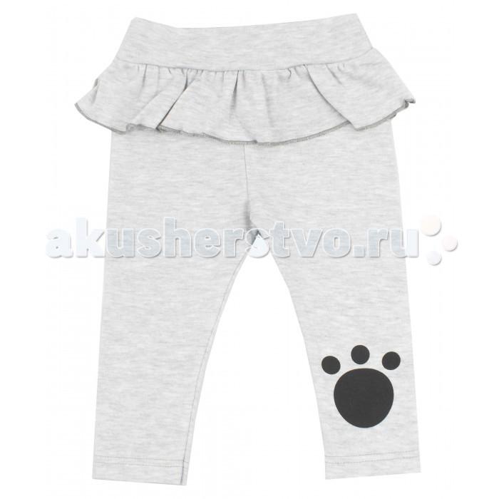 Брюки, джинсы и штанишки Апрель Рейтузы с юбкой Панда