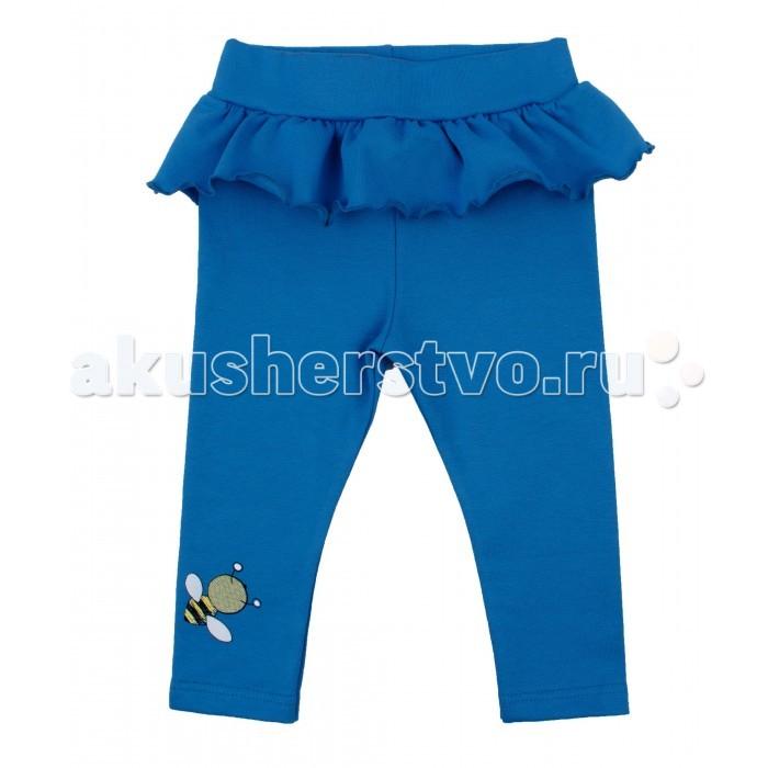 Брюки, джинсы и штанишки Апрель Рейтузы с юбкой Пчелка