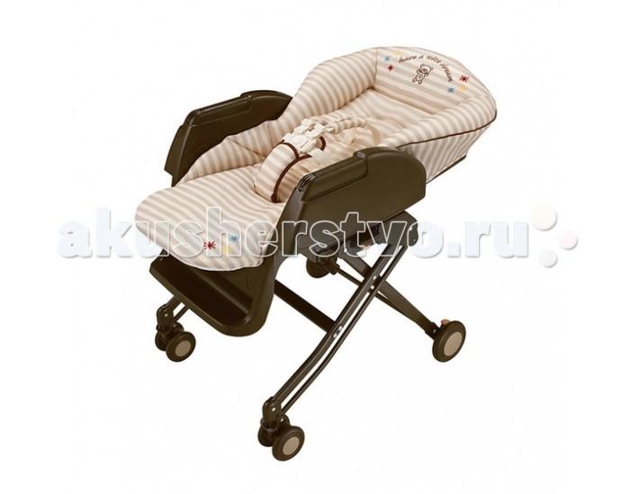 Детская мебель , Колыбели Aprica Yura Lism EasyWash арт: 439234 -  Колыбели