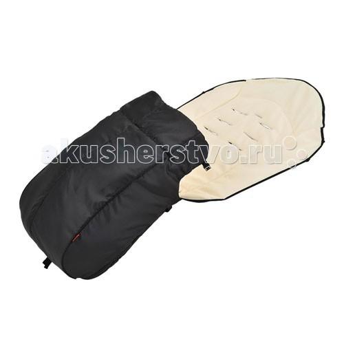 Демисезонный конверт Aprica 2 way Foot Muff2 way Foot MuffКонверт 2 way Foot Muff - это незаменимый аксессуар для прогулок в холодное время года, который создаст для малыша комфорт и тепло в любую непогоду.   С ним Ваш ребёнок всегда будет защищён от ветра и холода. В комплекте с чехлом Ваша коляска превратится в тёплое, уютное и комфортное транспортное средство.  Чехол легко и быстро крепится к коляске. Он изготовлен из прочной дышащей ткани, которая отлично удерживает тепло и при этом пропускает свежий воздух.  Особенности:  • подходит для всех колясок APRICA • легко и быстро крепится к коляске • имеет отверстия для ремней безопасности • обеспечивает мягкое и комфортное спальное место • изготовлен из прочного экологически чистого, «дышащего» материала • есть застёжка на молнии • пригоден для машинной стирки<br>