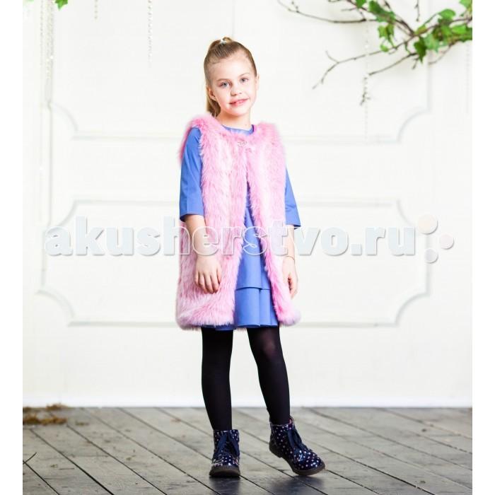 Детская одежда , Пиджаки, жакеты, жилетки Archy Жилетка для девочки 110НТ арт: 474751 -  Пиджаки, жакеты, жилетки