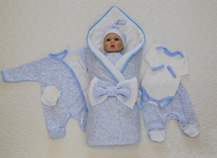 Argo Baby Комплект на выписку Melange Italiano