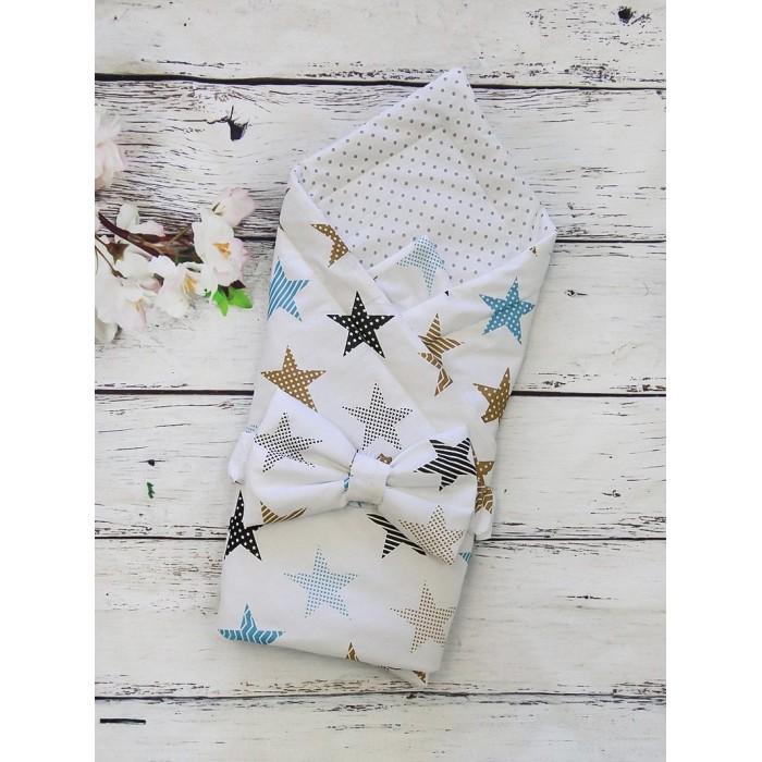 Argo Baby Одеяло на выписку для новорожденного Пэчворк