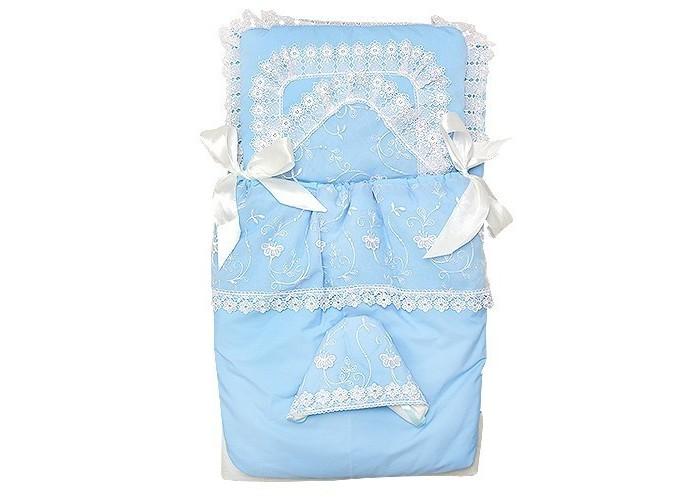Комплект на выписку Арго 12 предметов12 предметовАрго Комплект на выписку 12 предметов  Данный комплект отлично подойдет для выписки из родильного дома в весенне-осенний период. В комплекте есть не только конверт и уголок, но и одежда для малыша, а также теплое одеяло. Белье изготовлено из высококачественных и гипоаллергенных материалов, таких как стопроцентный хлопок, фланель и ситец.  Комплект:  конверт, одеяло, уголок , 3 распашонки, 2 пеленки, косынка, 3 чепчика. Размер одеяла: 90 х 90 см<br>
