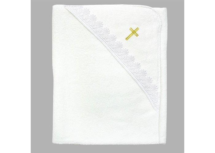 Крестильная одежда Арго Крестильное полотенце 75х85 махра крестильная одежда арго уголок с оборочкой 009 2н