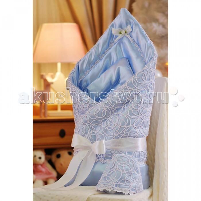 Арго Одеяло на выписку АжурОдеяло на выписку АжурАрго Одеяло на выписку Ажур  Производитель изделий для новорожденных компания Арго предлагает вашему вниманию одеяло на выписку Ажур. Оно состоит из нежного атласного материала и хлопчатобумажной ткани, а утеплителем служит синтепон.  В комплекте с одеялом можно найти шапочку с красивой вышивкой и ленточку для завязки.  Комплект: одеяло, лента, шапочка Размер одеяла: 90 х 90 см Сезон: весна-осень Верхний материал: атлас Материал подкладки: хлопок Материал утеплителя: синтепон<br>