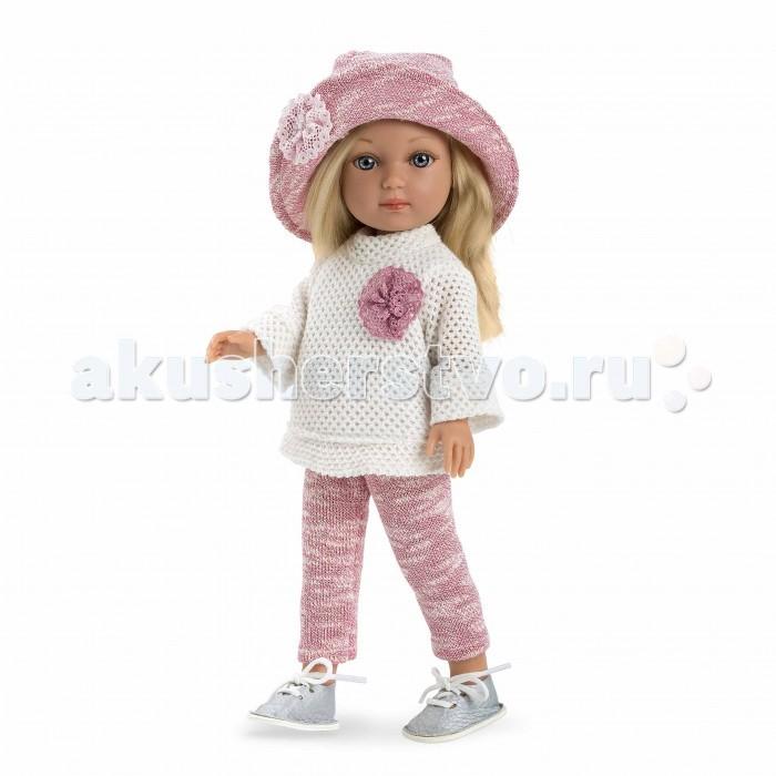 Arias Кукла Elegance в одежде и шляпой 36 см