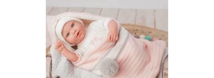 Фото - Куклы и одежда для кукол Arias Elegance Кукла Iria 42 cм в коробке arias elegance leo 45 cм одеяло переноска розовый