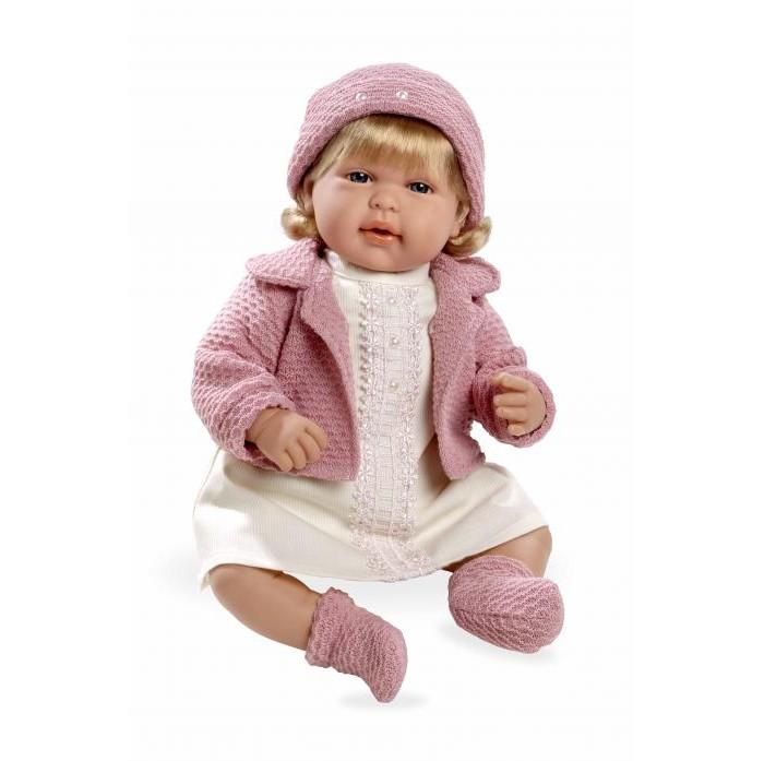 Куклы и одежда для кукол Arias Мягкая кукла Elegance с кристаллами Swarowski 45 см куклы и одежда для кукол bertoni lorelli кукла isabella