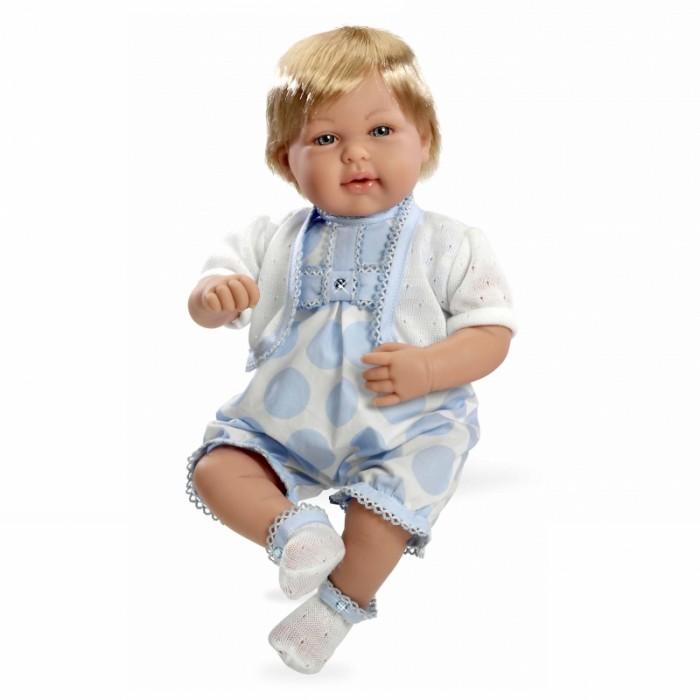 Фото - Куклы и одежда для кукол Arias Мягкая кукла-мальчик Elegance с кристаллами Swarowski 45 см куклы и одежда для кукол miraculous кукла леди баг костюм рисунок 26 см