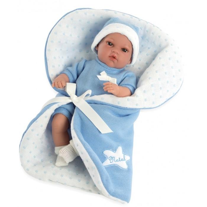 Купить Куклы и одежда для кукол, Arias Мягкий пупс Elegance 33 см