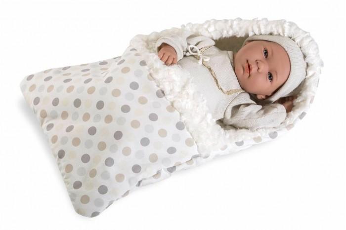 Купить Куклы и одежда для кукол, Arias Мягкий пупс Elegance со звуком 45 см