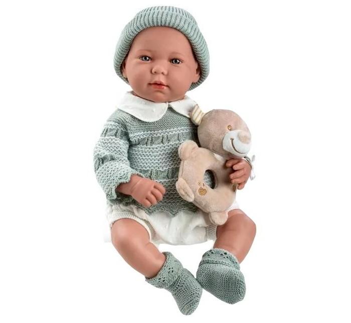 Купить Куклы и одежда для кукол, Arias Мягкий пупс Elegance в коробке с окошком 45 см