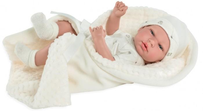 Купить Куклы и одежда для кукол, Arias Пупс Elegance с одеялком 38 см