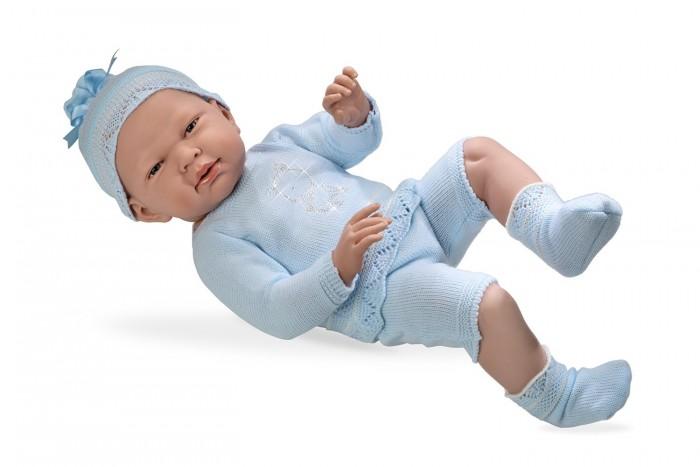 Arias Кукла-пупс в костюмчике со стразами Swarowski 52 см
