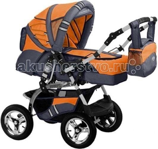 Детские коляски , Коляски-трансформеры Aroteam Hugo PC арт: 40310 -  Коляски-трансформеры