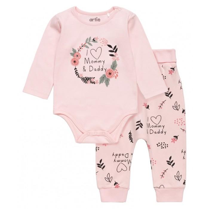 Купить Комплекты детской одежды, Artie Комплект для девочки 574575