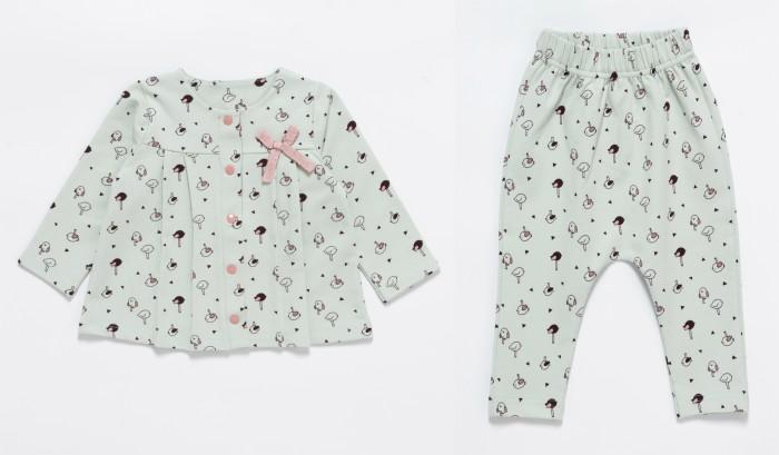 Artie Комплект для девочки жакет и брюки Balloons Girls AKt2-329d