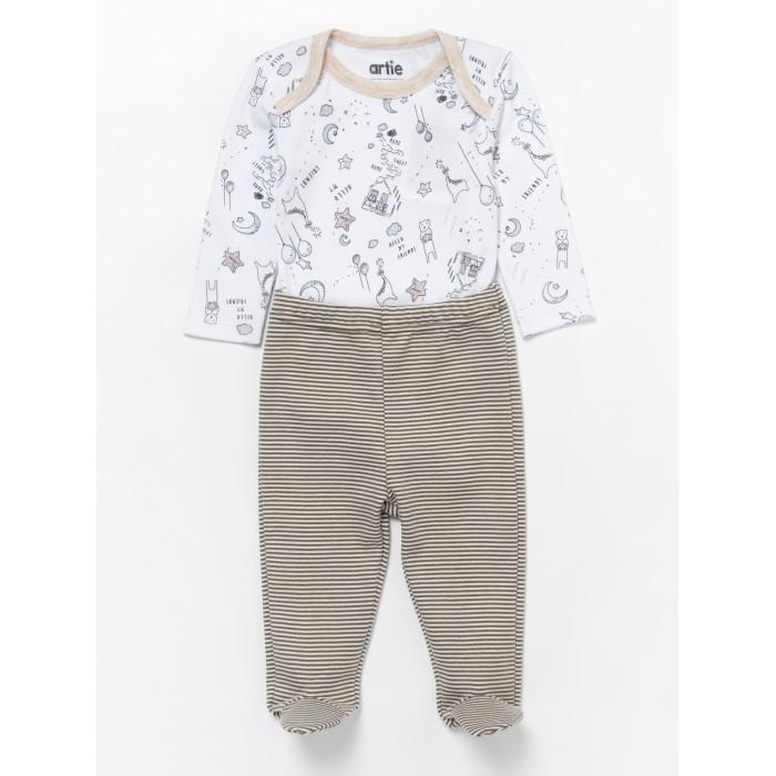 Комплекты детской одежды Artie Комплект для мальчика 2 пр. Friends