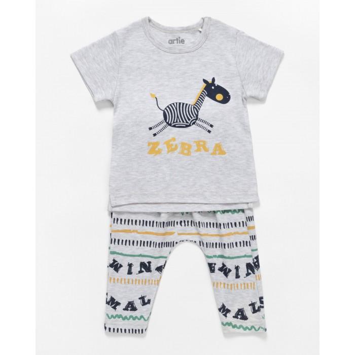 Штанишки и шорты Artie Комплект для мальчика Animals AKt2-299m