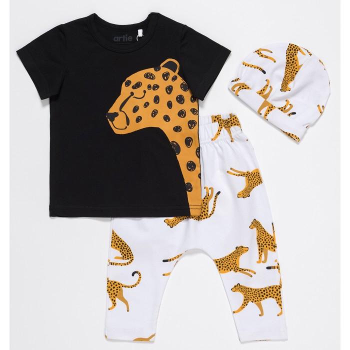 Купить Комплекты детской одежды, Artie Комплект для мальчиков (джемпер, брюки, шапочка) Military AKt3-639m