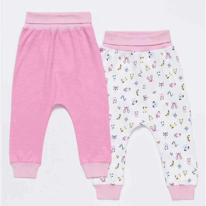 Штанишки и шорты Artie Штанишки для девочек Basic Babywear 2ABr-613d 2 шт.